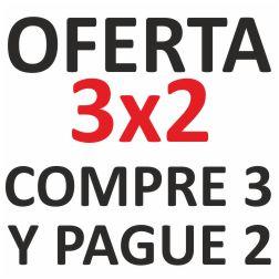 oferta 3x2