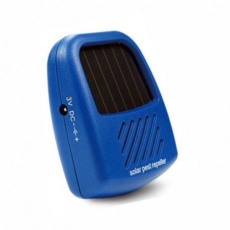 Repelente energía solar portatil camping